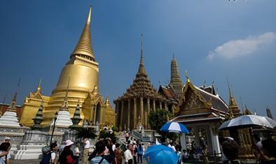 长春出发泰国旅游