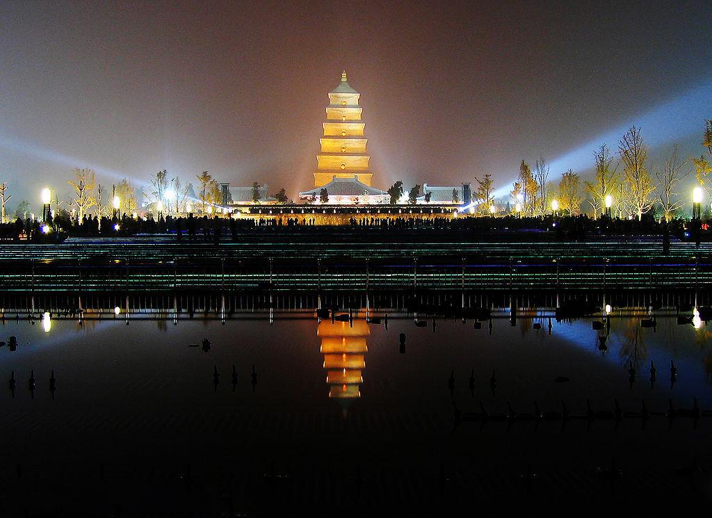 西安大雁塔旅游景点介绍 - 四川省中国青年旅行社有限