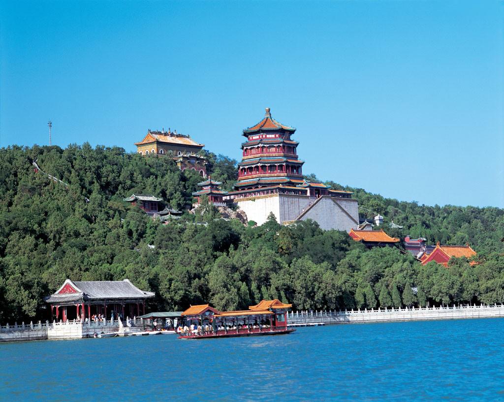 《視頻欣賞》世界遗产在北京 颐和园 游园惊梦 - 亮麗 - 亮麗的博客