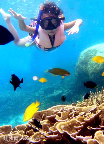 马来西亚热浪岛旅游景点介绍